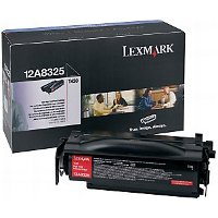 Lexmark 12A8325 Laser Toner Cartridge