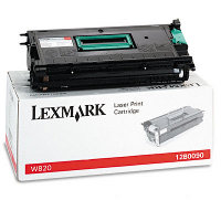 Lexmark 12B0090 Black Laser Toner Cartridge