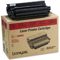 Lexmark 1380850 Black Laser Toner Cartridge