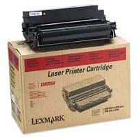 Lexmark 1380950 Black Laser Toner Cartridge
