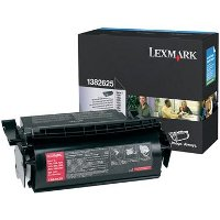 Lexmark 1382625 Black Laser Toner Cartridge