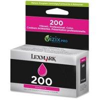 Lexmark 14L0087 ( Lexmark # 200 Magenta ) InkJet Cartridge