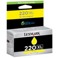 Lexmark 14L0177 ( Lexmark # 200XL Yellow ) InkJet Cartridge