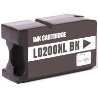 Lexmark 14L0197 ( Lexmark # 200XLA Black ) Compatible InkJet Cartridge