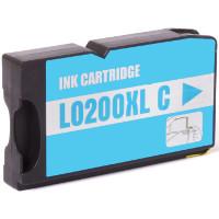Lexmark 14L0198 ( Lexmark # 200XLA Cyan ) Compatible InkJet Cartridge