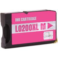 Lexmark 14L0199 ( Lexmark # 200XLA Magenta ) Compatible InkJet Cartridge