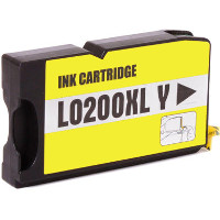 Lexmark 14L0200 ( Lexmark # 200XLA Yellow ) Compatible InkJet Cartridge