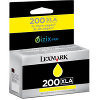 Lexmark 14L0200 ( Lexmark # 200XLA Yellow ) InkJet Cartridge