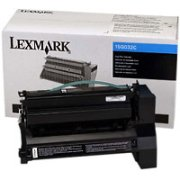 Lexmark 15G032C High Capacity Cyan Laser Toner Cartridge