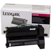 Lexmark 15G032M High Capacity Magenta Laser Toner Cartridge