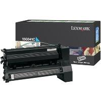 Lexmark 15G041C Cyan Laser Toner Cartridge