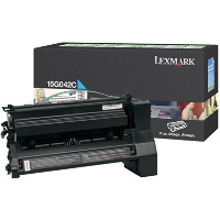 Lexmark 15G042C High Capacity Cyan Laser Toner Cartridge