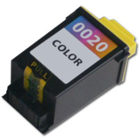 Lexmark 15M0120 ( Lexmark #20 ) Professionally Remanufactured Color Inkjet Cartridge