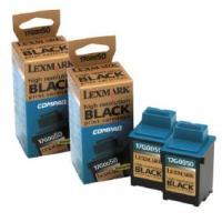 Lexmark 16G0093 Black InkJet Cartridges