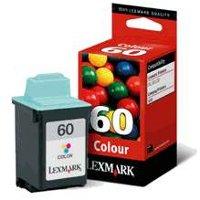 Lexmark 17G0060 ( Lexmark #60 ) Inkjet Cartridge