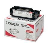 Lexmark 17G0154 Black Laser Toner Cartridge - High Capacity
