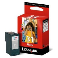 Lexmark 18C0031 ( Lexmark #31 ) Photo Color Inkjet Cartridge