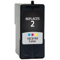 Lexmark 18C0190 / Lexmark #2 Replacement InkJet Cartridge