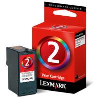 Lexmark 18C0190 ( Lexmark #2 ) InkJet Cartridge