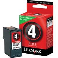 Lexmark 18C1974 ( Lexmark #4 ) InkJet Cartridge