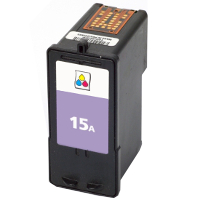 Lexmark 18C2100 ( Lexmark #15A ) Remanufactured InkJet Cartridge