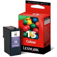 Lexmark 18C2110 ( Lexmark #15 ) InkJet Cartridge