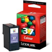 Lexmark 18C2140 ( Lexmark #37 ) InkJet Cartridge