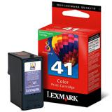 Lexmark 18Y0141 ( Lexmark #41 ) InkJet Cartridge