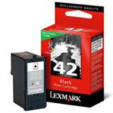 Lexmark 18Y0142 ( Lexmark #42 ) InkJet Cartridge