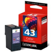 Lexmark 18Y0143 ( Lexmark #43XL ) InkJet Cartridge