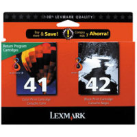 Lexmark 18Y0238 ( Lexmark #41/#42 ) InkJet Cartridge MultiPack