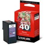 Lexmark 18Y0340 ( Lexmark #40 ) InkJet Cartridge