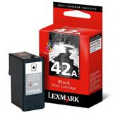 Lexmark 18Y0342 ( Lexmark #42A) InkJet Cartridge