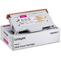 Lexmark 20K0501 Magenta Laser Toner Cartridge