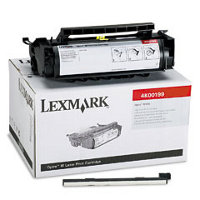 Lexmark 4K00199 High Capacity Black Laser Toner Cartridge