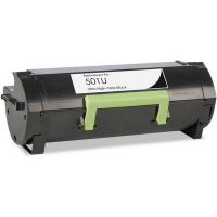 Compatible Lexmark Lexmark 501U ( 50F1U00 ) Black Laser Toner Cartridge (Made in North America; TAA Compliant)