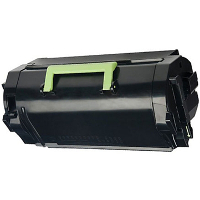 Compatible Lexmark Lexmark 621X ( 62D1X00 ) Black Laser Toner Cartridge
