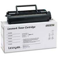 Lexmark 69G8256 Black Laser Toner Cartridge