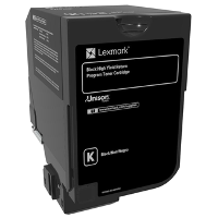 Lexmark 74C1HK0 Laser Toner Cartridge (Return Program)