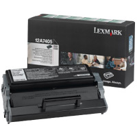 Lexmark 12A7405 Laser Toner Cartridge
