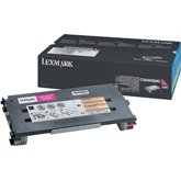 Lexmark C500H2MG Laser Toner Cartridge