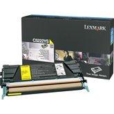 Lexmark C5222YS Laser Toner Cartridge