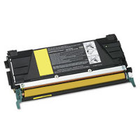 Lexmark C5242YH Compatible Laser Toner Cartridge