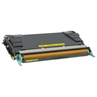 Lexmark C5242YH Replacement Laser Toner Cartridge by West Point