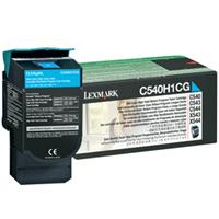 Lexmark C540H1CG Laser Toner Cartridge