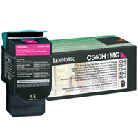Lexmark C540H1MG Laser Toner Cartridge