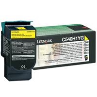 Lexmark C540H1YG Laser Toner Cartridge