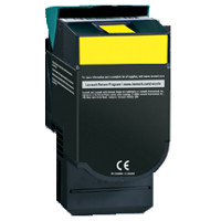 Lexmark C540H2YG Compatible Laser Toner Cartridge