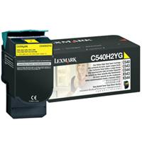 Lexmark C540H2YG Laser Toner Cartridge
