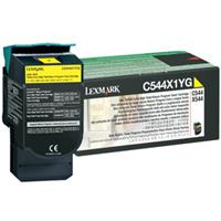 Lexmark C544X1YG Laser Toner Cartridge